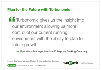 Plan for the Future with VMTurbo