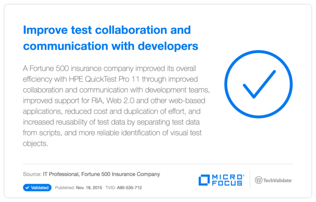 Improve test collaboration and communication with developers