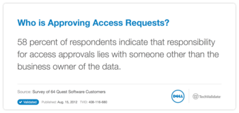 Who is Approving Access Requests?