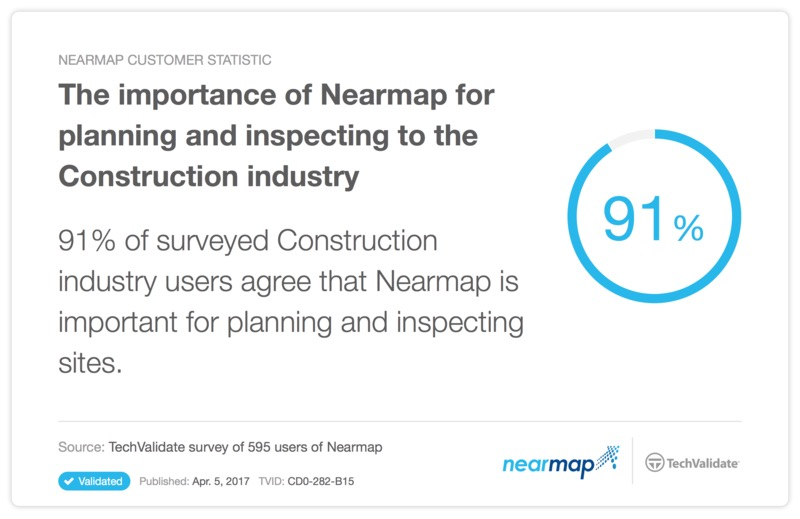 Nearmap Customer Stat