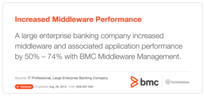 Increased Middleware Performance