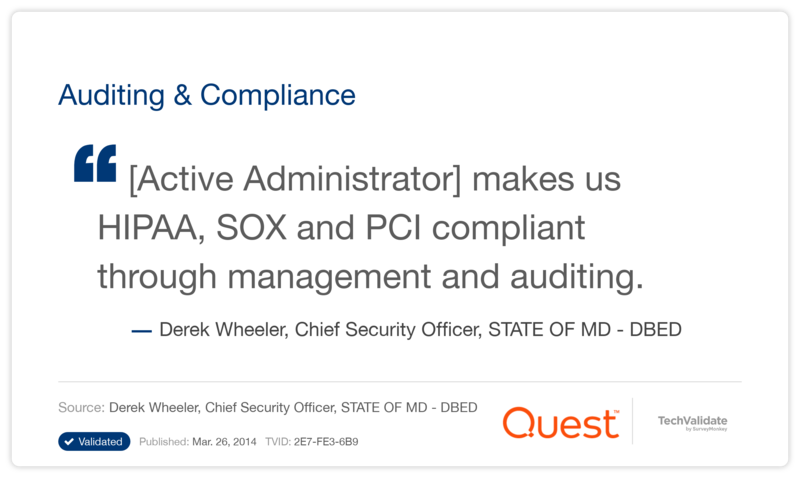 Auditing & Compliance