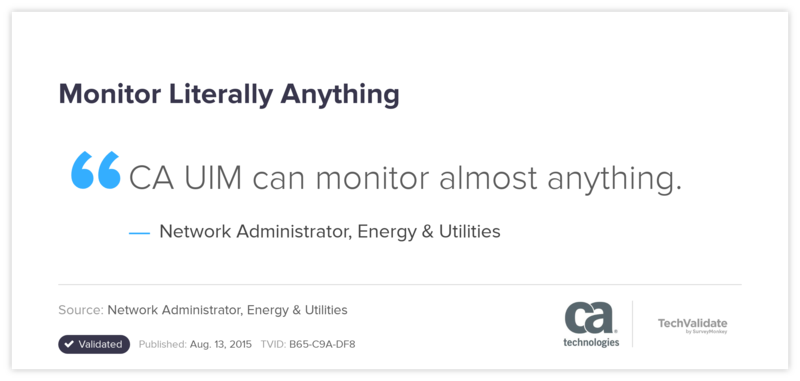 Monitor Literally Anything
