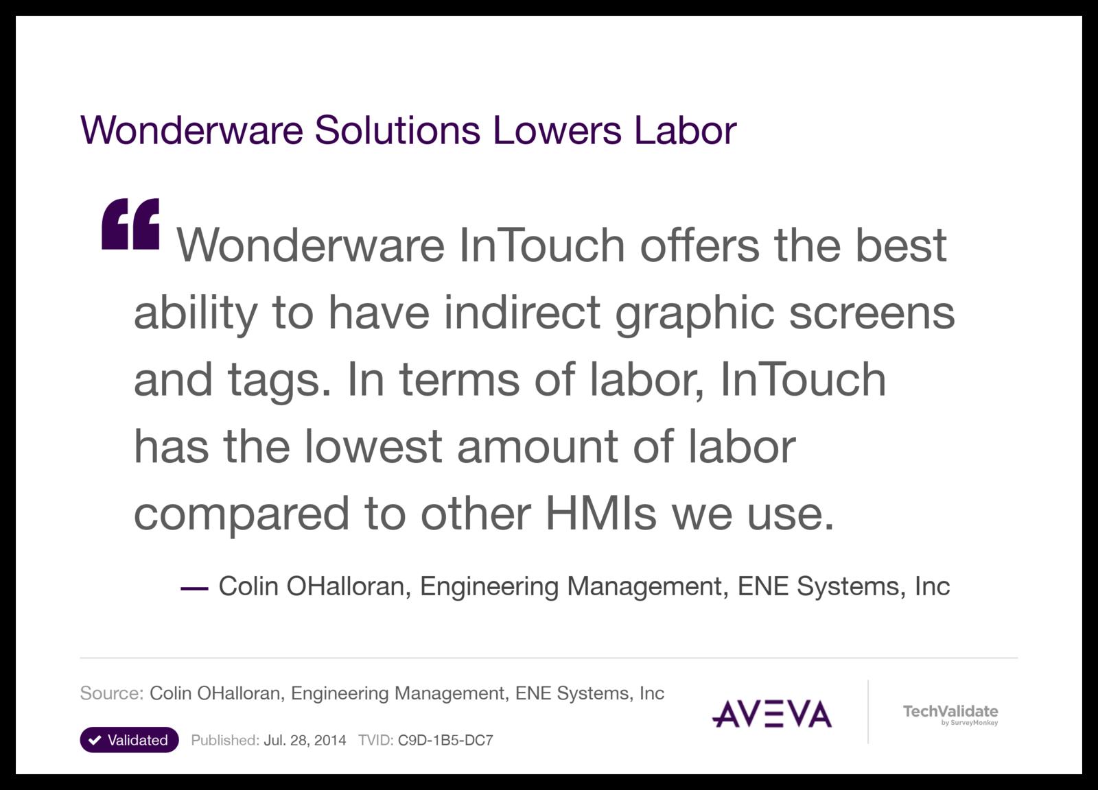 Logic, Inc  - Wonderware Distributor