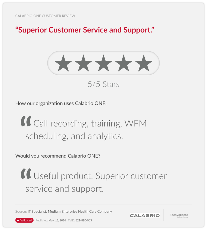 """Superior Customer Service and Support."""