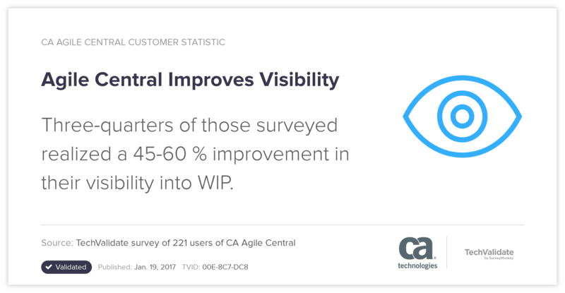Agile Central Improves Visibility
