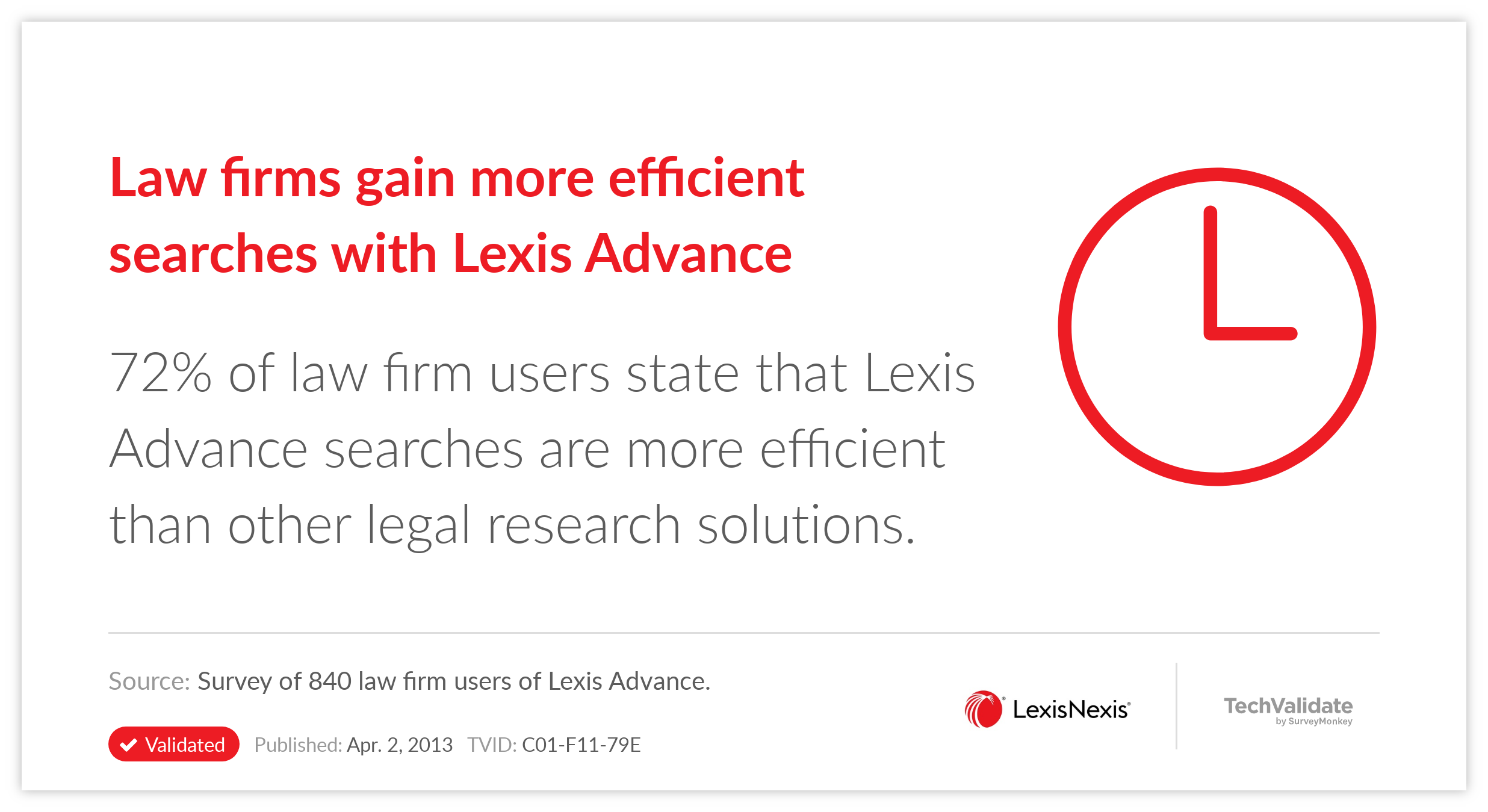 Law firms gain more efficient searches with Lexis Advance