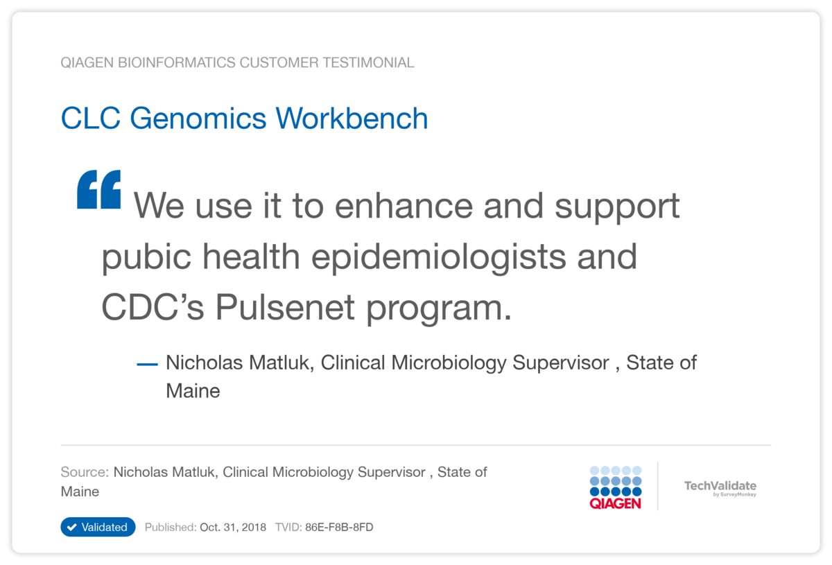 CLC Genomics Workbench